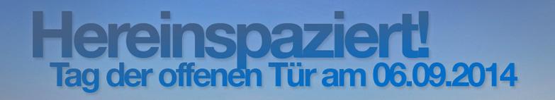 Tag der offenen T�r KK Automobile / MOTORSPORT24 am 06.09.2014