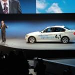 BMW Efficient Dynamics geringer Verbrauch