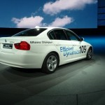 BMW Umweltauto E90 320d Efficient Dynamics