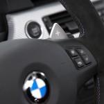 BMW M3 CRT Schaltwippen