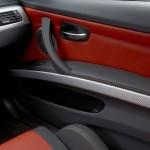 Türpappen im Sondermodell BMW M3 CRT