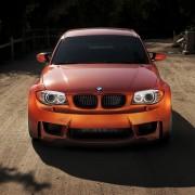BMW 1M Bilder – Eisenmann Sound inklusive