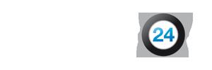 MOTORSPORT24 Logo