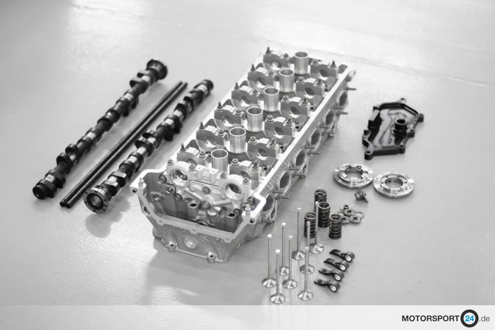 Zylinderkopf Kit F 252 R M3 E46 S54 Motor Bmw M Tuning Teile F 252 R M3 M4 1er Amp 2er Motorsport24