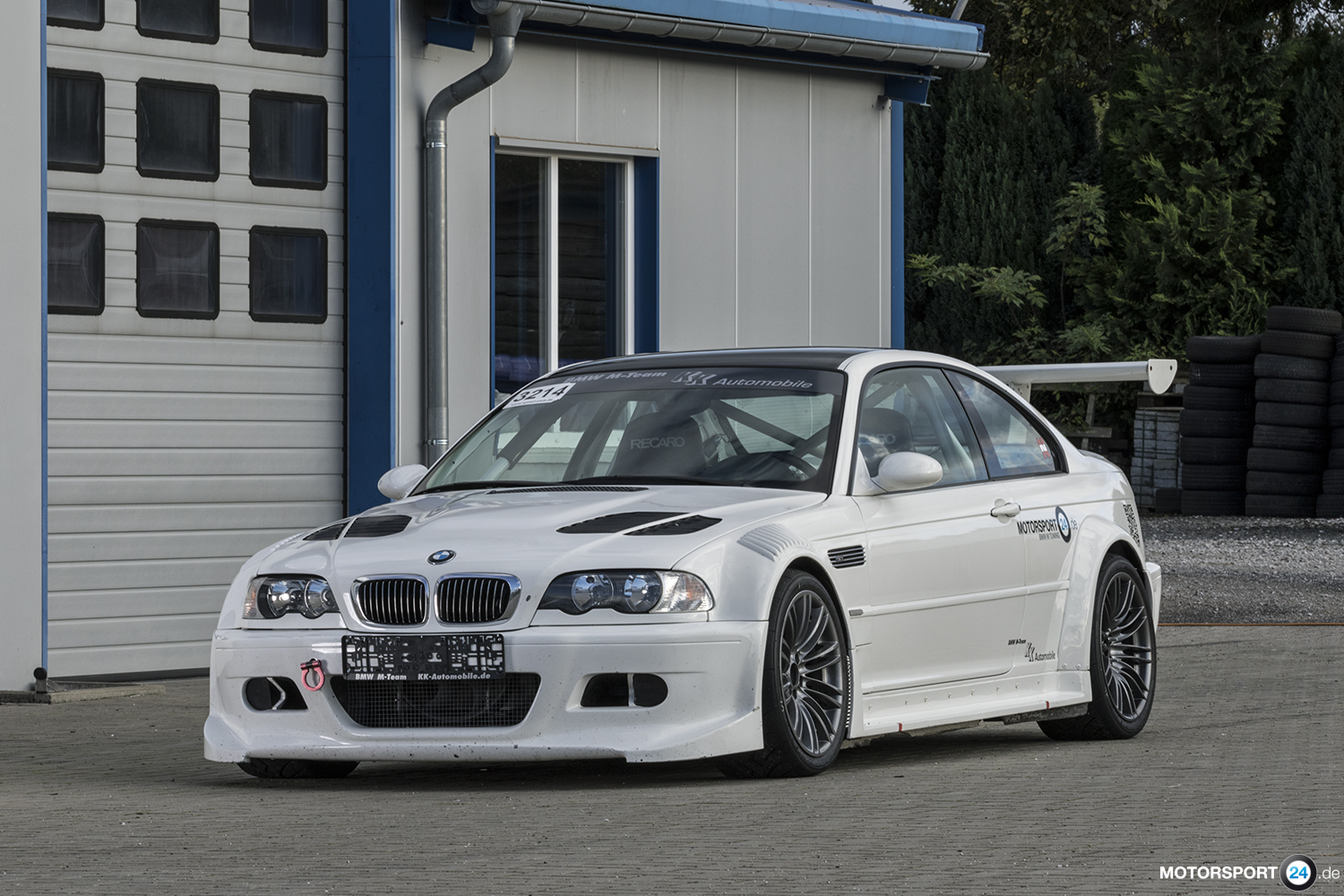 sold bmw m3 e46 gtr mit stra enzulassung zu verkaufen bmw m tuning teile f r m3 m4 1er 2er. Black Bedroom Furniture Sets. Home Design Ideas