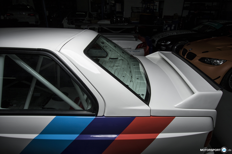 BMW M3 E30 Heckscheibenrahmen aus Carbon | BMW M Tuning Teile für M3 ...