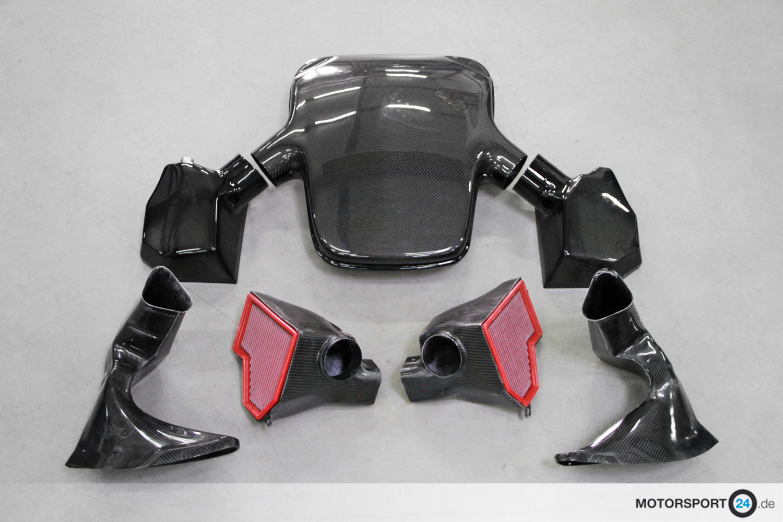 bmw m5 e60 airbox carbon ansaugsystem von motorsport24 bmw m tuning teile f r m3 m4 1er 2er. Black Bedroom Furniture Sets. Home Design Ideas