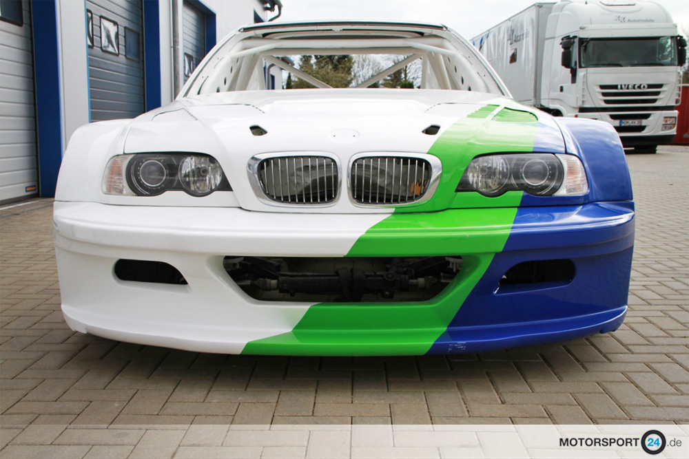 Bmw M3 Gtr Body Kit Replica For M3 E46