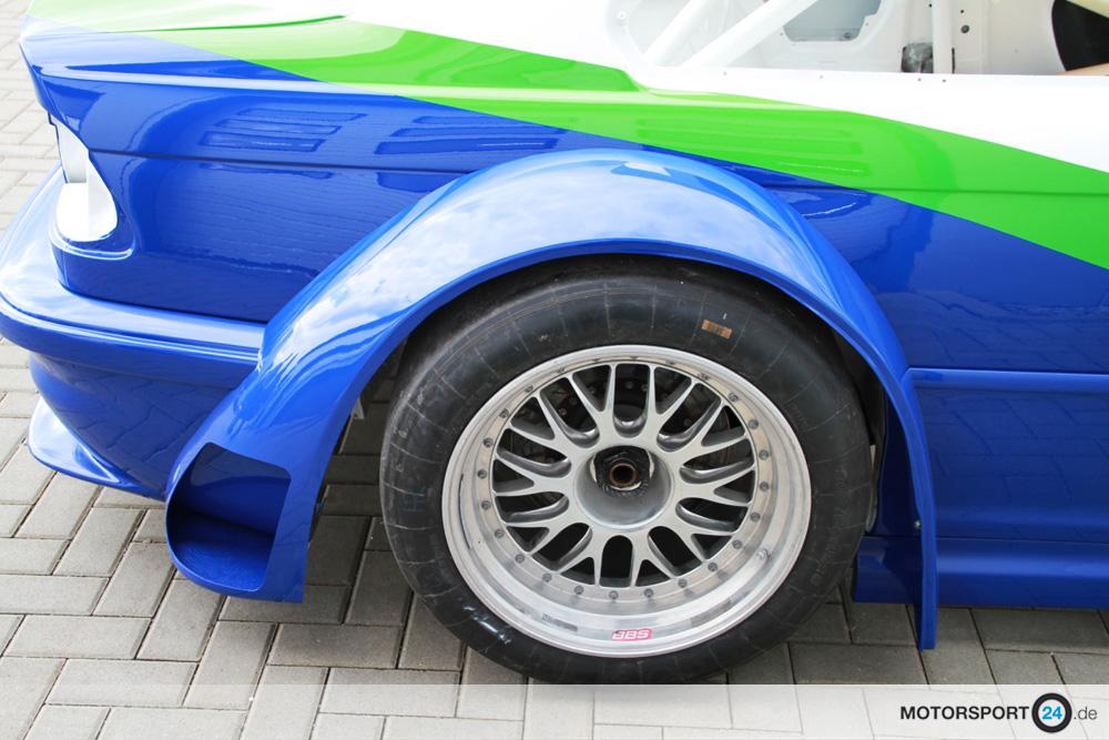 BMW M3 GTR Body Kit Replica for M3 E46