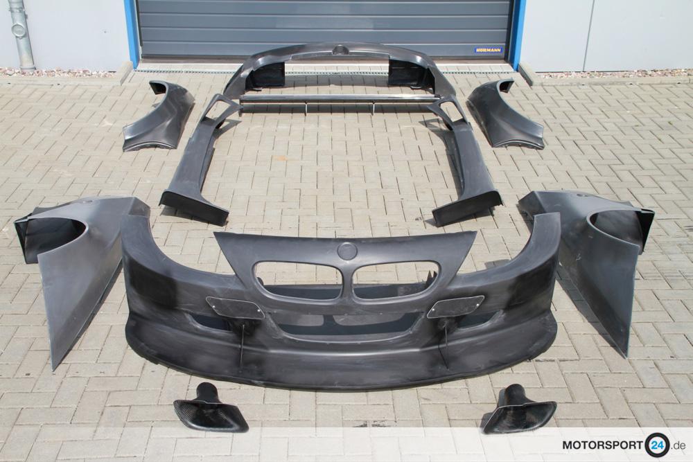 Bmw Z4 E86 Gtr Bodykit In Carbon Oder Gfk Bmw M Tuning