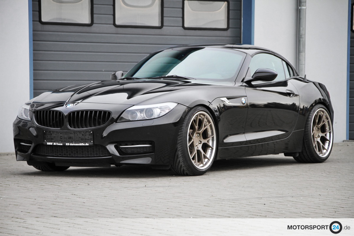 Bmw Z4 Chip Tuning Bmw Z4 35i E89 Software Tuning Chip