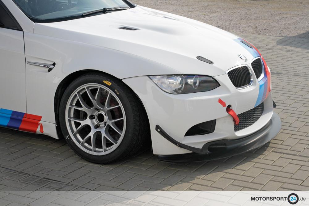 BMW M3 E92 Canard Wings (Gurney Flaps) aus Carbon | BMW M ...