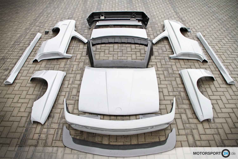 BMW M3 E30 Karosserieteile aus Carbon   BMW M Tuning Teile ...