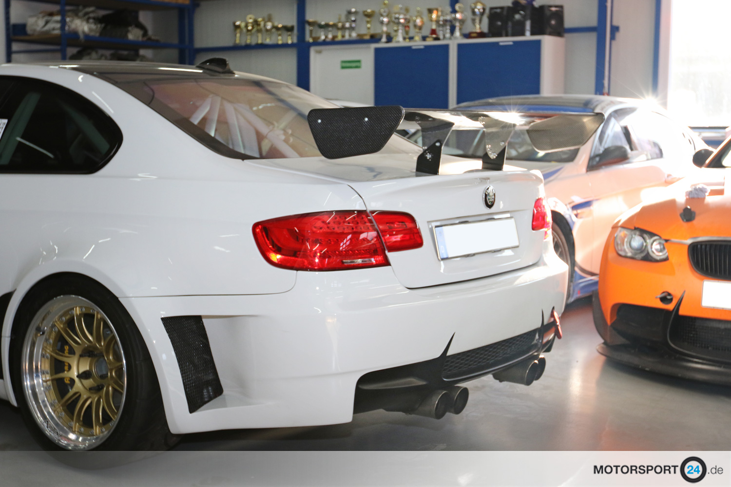 For Sale Bmw M3 E92 Gtr Bmw M Tuning Teile F 252 R M3 M4