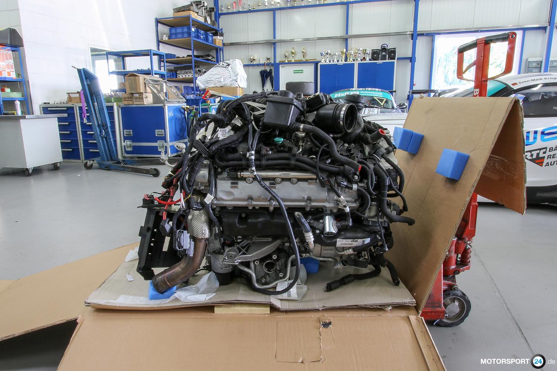 Ziemlich Komponenten Eines Automobilmotors Ideen - Elektrische ...